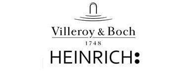 Markenporzellan von Villeroy & Boch Heinrich