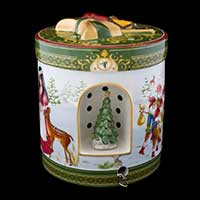 Villeroy & Boch Christmas Toys Spieluhr Paket Schneewittchen