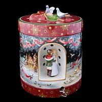 Villeroy & Boch Christmas Toys Spieluhr Paket Aschenputtel