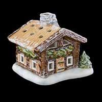 Villeroy & Boch Mini Christmas Village Lichterhaus Waldhaus