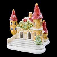 Villeroy & Boch Mini Christmas Village Lichthaus Schloss