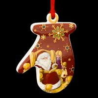 Villeroy & Boch My Christmas Tree Ornament Handschuh