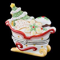 Villeroy & Boch Winter Bakery Decoration Dose Schlitten