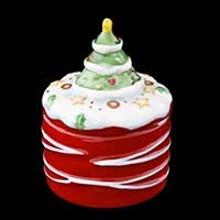 Villeroy & Boch Winter Bakery Decoration Mini Dose Kuchen