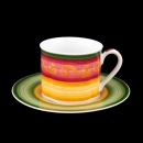 Villeroy & Boch Switch Winter Season Kaffeetasse +...