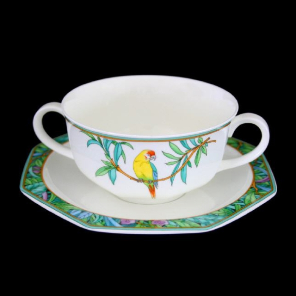 Villeroy & Boch Amazona Suppentasse + Untertasse