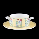Villeroy & Boch Virginia Suppentasse + Untertasse