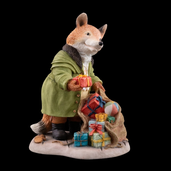 Villeroy & Boch Foxwood Tales Squire Fox - A little Surprise