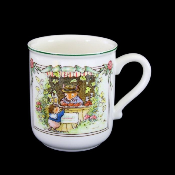 Villeroy & Boch Foxwood Tales Henkelbecher Willy Hedgehog