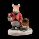 Villeroy & Boch Foxwood Tales Harvey Mouse - Coming Home