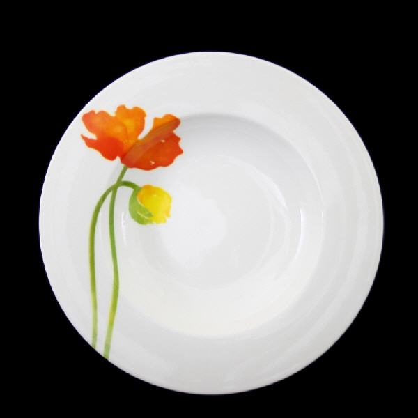 Villeroy & Boch Iceland Poppies Suppenteller