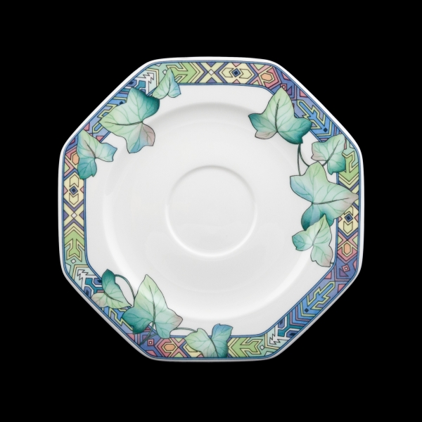 Villeroy Boch ♥ Pasadena ♥ 6 Suppenteller ♥ sehr guter Zustand ♥ 22,5 cm