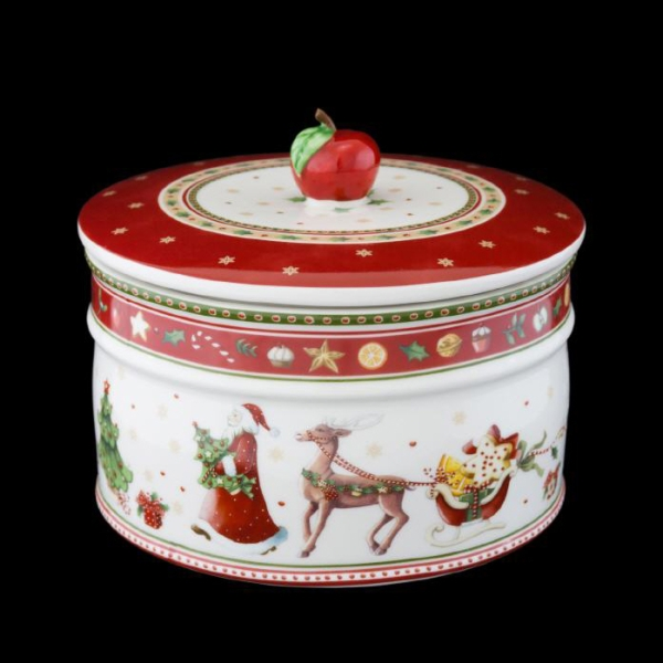 Villeroy & Boch Winter Bakery Delight Gebäckdose