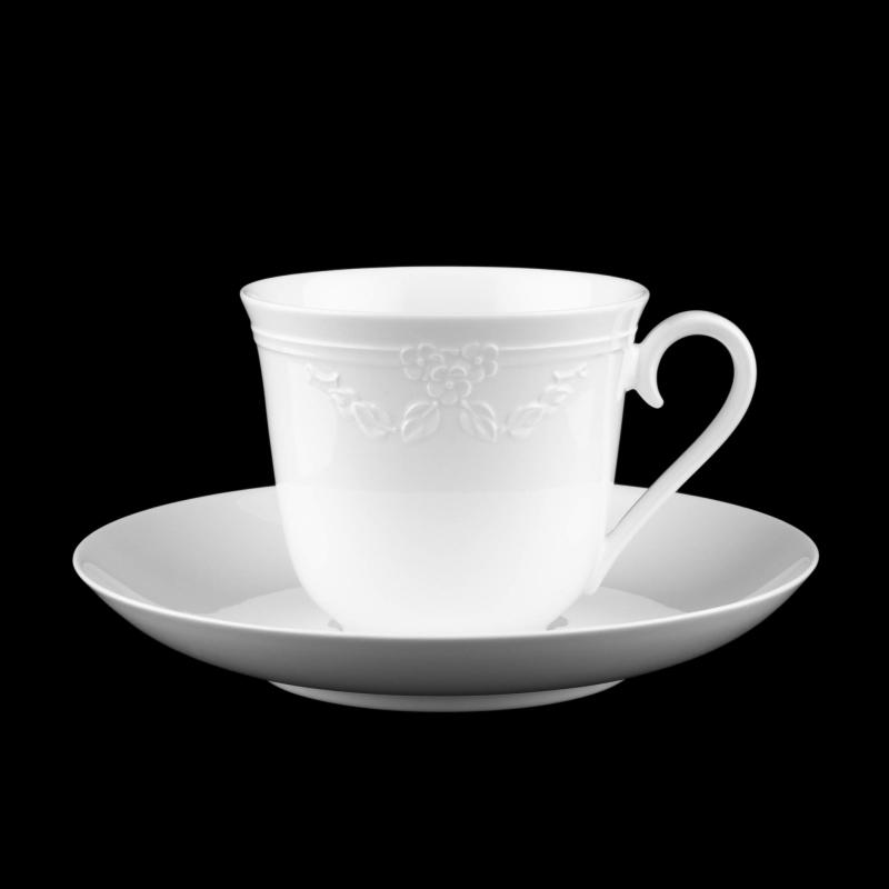 Kaffeetasse + Untertasse Neuware