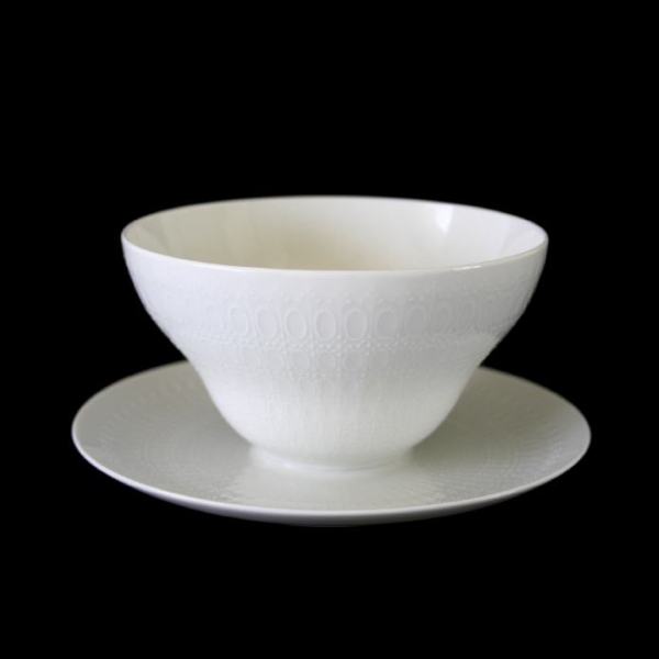 Rosenthal Romanze in Weiss Sauciere