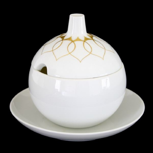 Rosenthal Lotus Goldsilhouette Sauciere