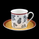 Villeroy & Boch Switch Plantation Jumbotasse + Untertasse...