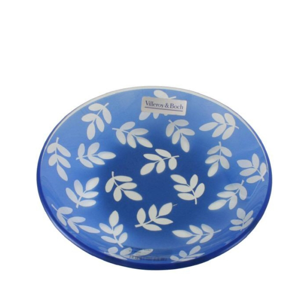 Villeroy & Boch Switch 3 Glasteller blau 16 cm