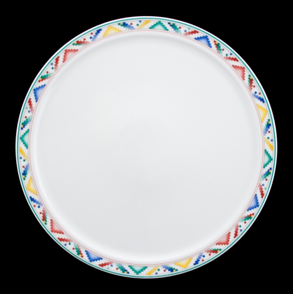 Villeroy & Boch Indian Look Tortenplatte
